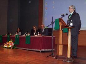 Foto Graduación Grado Relaciones Laborales 2012