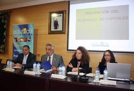 Foto Jornada La Prevención del blanqueo de capitales
